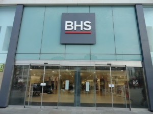 BHS Brighton Closed